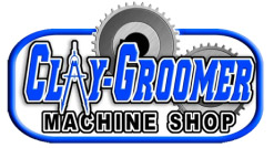Clay Groomer Machine Shop
